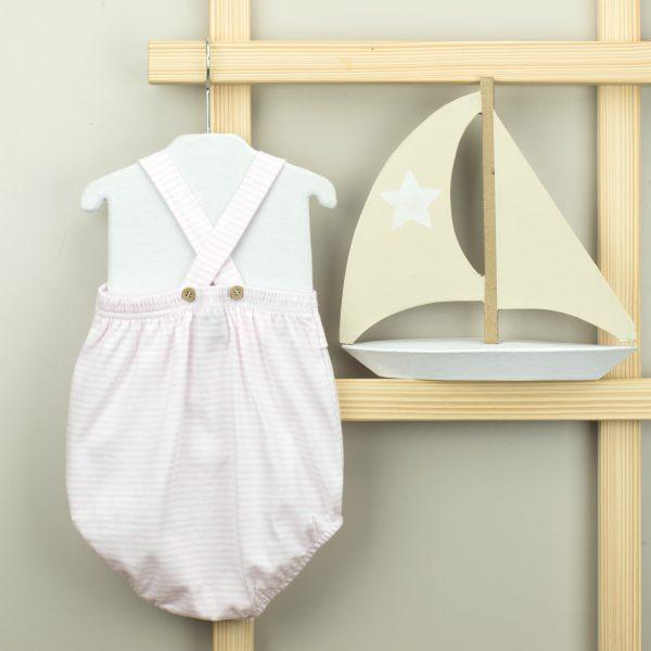 Pelele Tirante Fino Sailor
