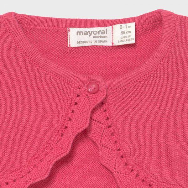 Rebeca tricot básica Ecofriends