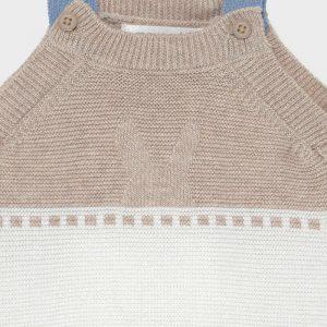 Conjunto peto tricot Ecofriends