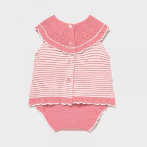 Conjunto tricot Ecofriends