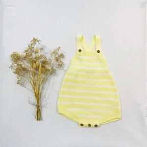 Ranita Punto Verano Amarillo