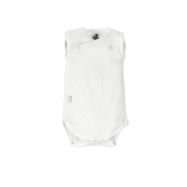 Body Recién Nacido Sport Blanco