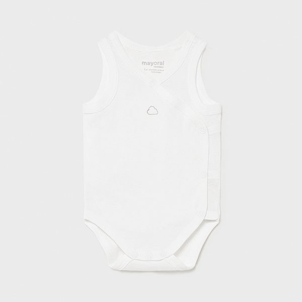 Body de manga sisa para recién nacido niño de 0 a 18 meses