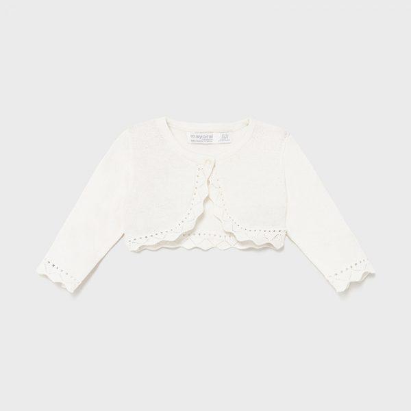 Rebeca tricot básica
