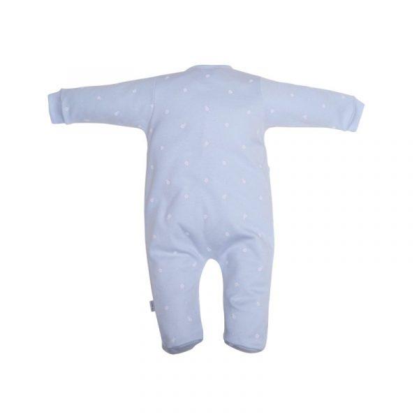 Pelele largo pijama algodón