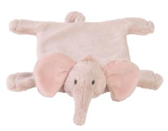 Dou Dou Elefante rosa palo desde el nacimiento.
