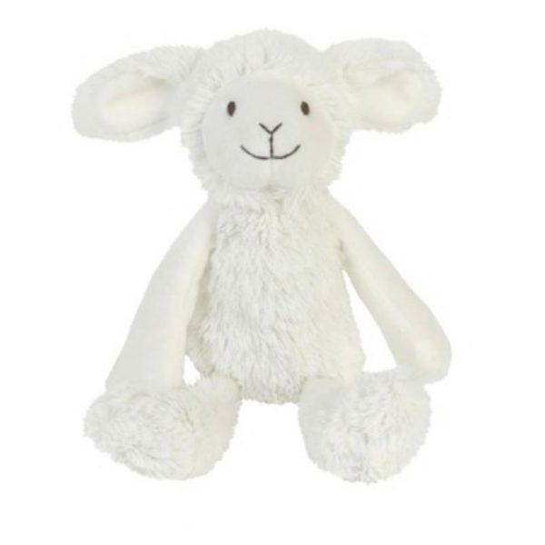 Peluche juguete musical Oveja Blanca desde el nacimiento