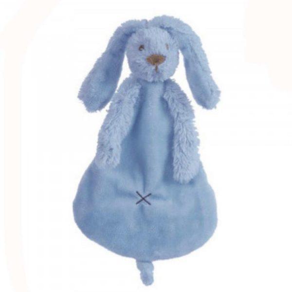 Dou Dou conejo azul francia desde el nacimiento