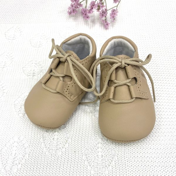 Zapato inglés napa piedra